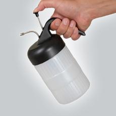 Sprayer – 1lt S/Steel Pump -S1Z